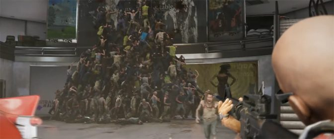 World War Z Begins with Game's Release