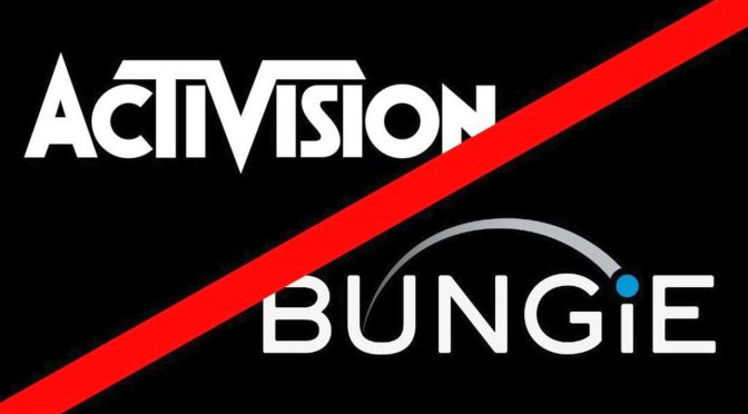 Video Game Tuesday: Thoughts on the Bungie/Activision Split