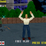 Retro Game Friday: Virtua Cop