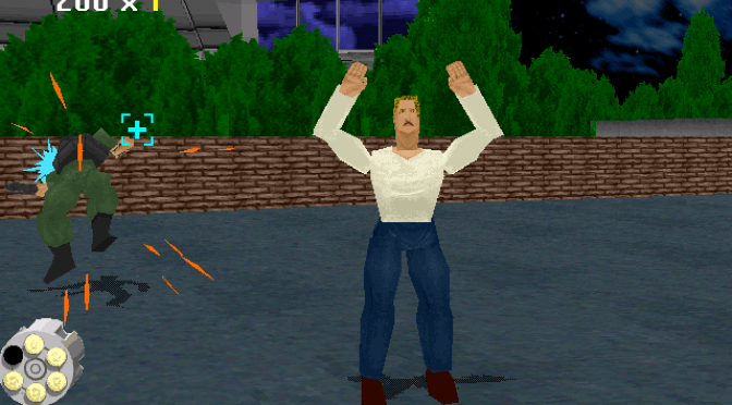 Retro Game Friday: Virtua Cop