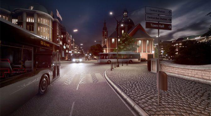Bus Simulator 18 Gets New DLC Maps