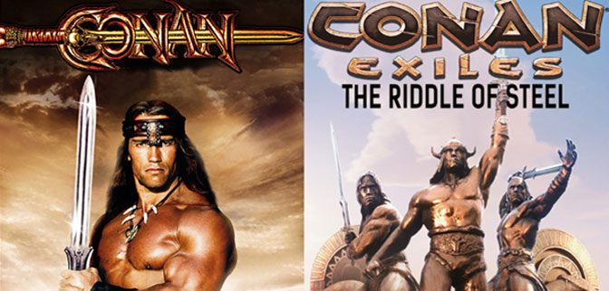 Funcom Pays Tribute to Original Conan Movies