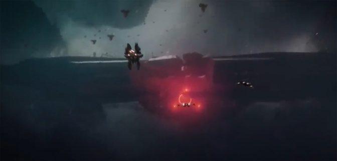 EVE Online: Invasion Expansion Gets Action Trailer