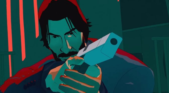 John Wick Hex and the return of cel-shading in games