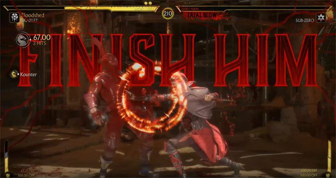 Taking it to Eleven with Mortal Kombat 11