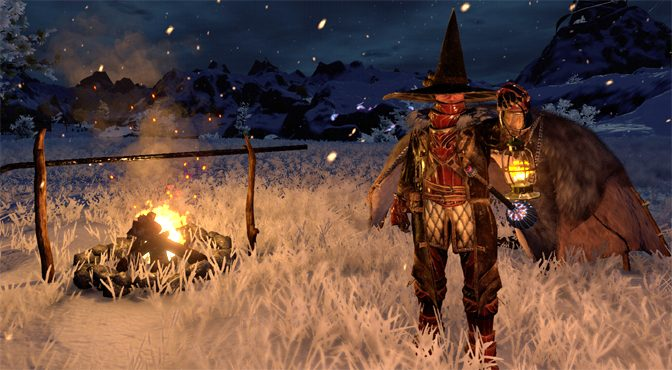 Outward Offers Unusual RPG Challenges