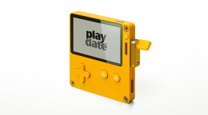 Playdate: The Cute Whimsical Console the World Needs