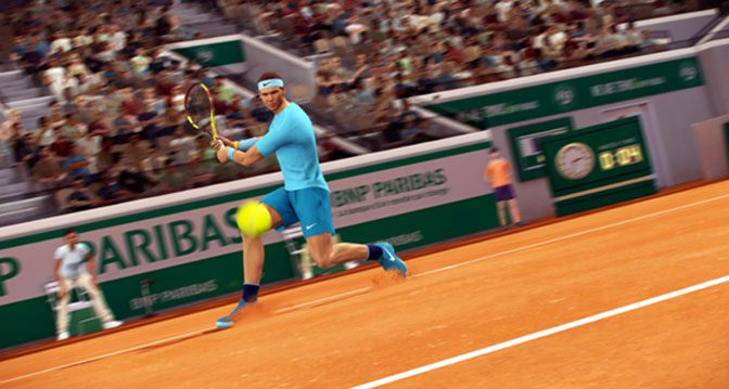 Tennis World Tour Adds More Superstars