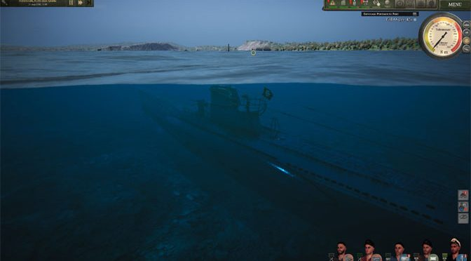 PlayWay's UBOAT Sim Sails to Steam Early Access