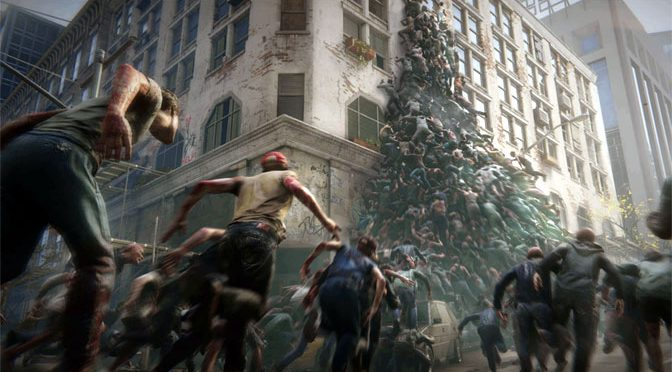 World War Z is a Zombie Killing Fun Fest