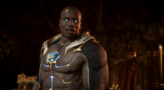Xalavier Nelson chats about dark skin in videogames