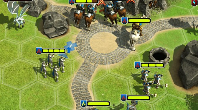 Checking Out SpellForce: Heroes & Magic