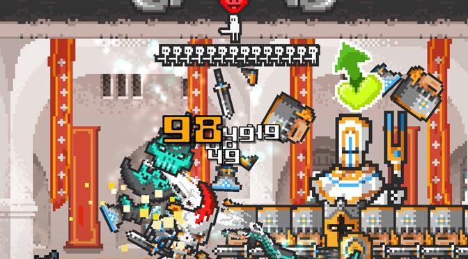 Crashing Through Tower Breaker