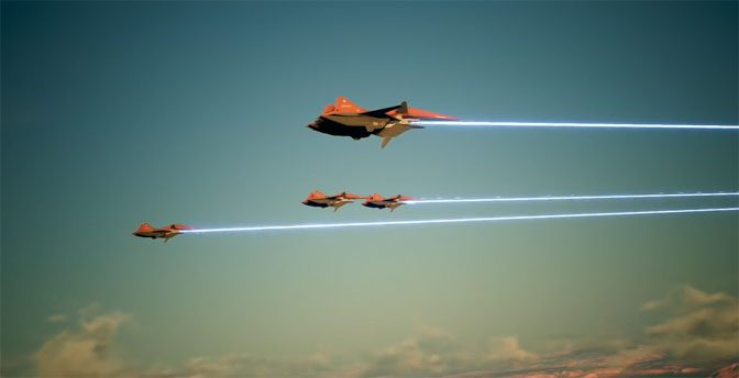 Future Combat DLC Deploys For ACE COMBAT 7: Skies Unknown