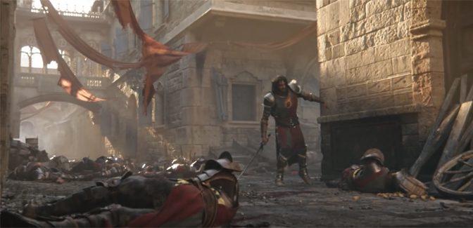 Wizards of the Coast and Larian Announce Baldur's Gate III