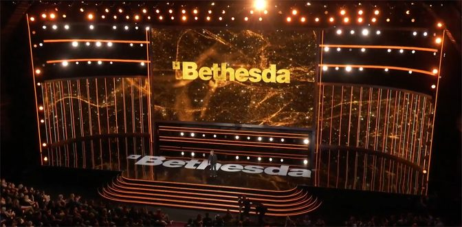 Bethesda Displays New Games, DLCs at E3 Press Conference