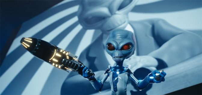 E3 2019: Destroy All Humans Getting Remastered