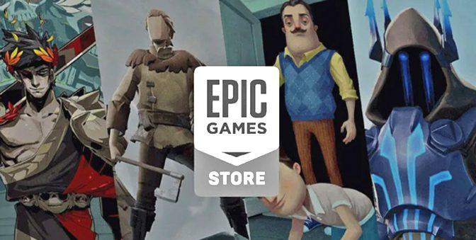 E3 2019: Epic Games Store Announces a Dozen New Titles