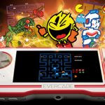Evercade Handheld Console Announced