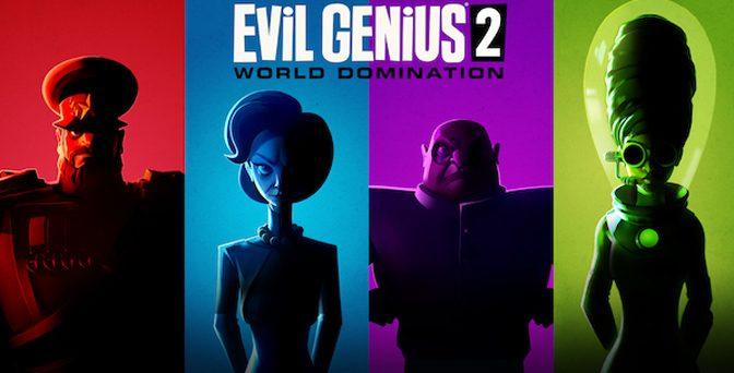 E3 2019: Rebellion Shares Evil Genius 2 Secrets