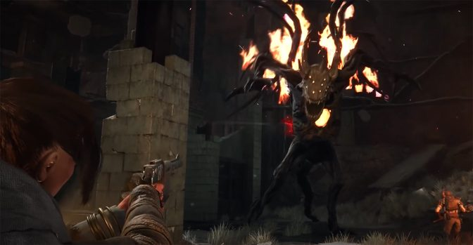 E3 2019: Remnant: From The Ashes Shows Pending PC Gameplay