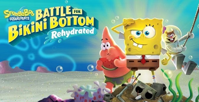 E3 2019: SpongeBob SquarePants: Battle for Bikini Bottom is Back