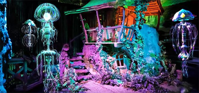 The Unreal Garden, Huge Augmented Reality Experience Comes to E3
