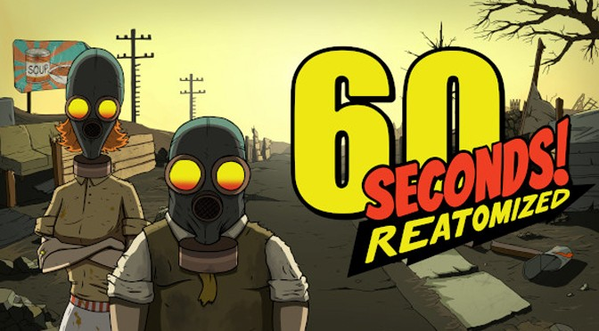 60 Seconds! Reatomized Remastered Comes to Steam