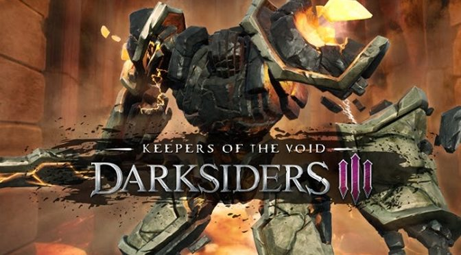 Darksiders III Keepers of the Void Out Now