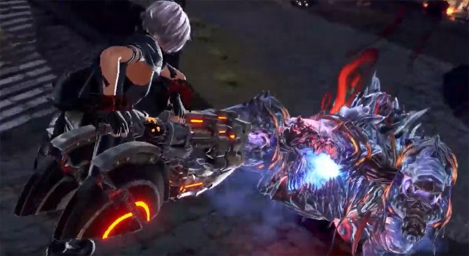 God Eater 3 Ready To Play on Switch