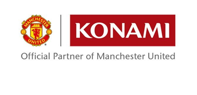 Konami Partners With Manchester United Football Club