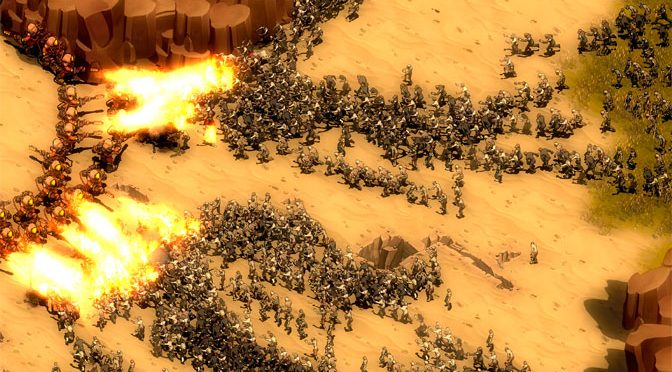 They Are Billions Zombie RTS Launching on Consoles