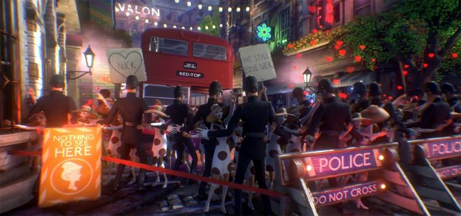 We Happy Few's Lightbearer DLC Out Now