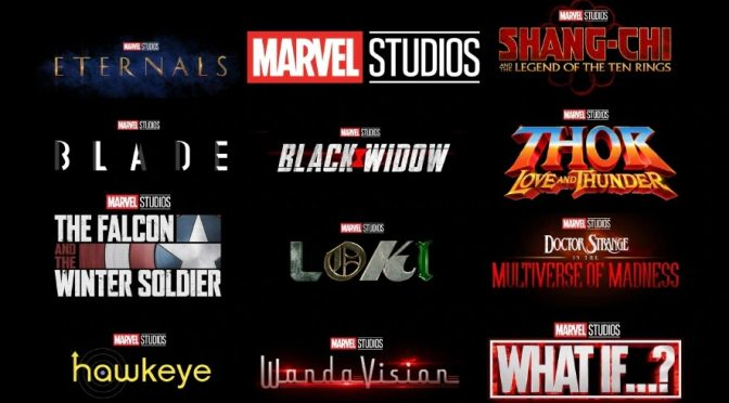 Marvel Phase 4 – First Impressions; Also Star Trek