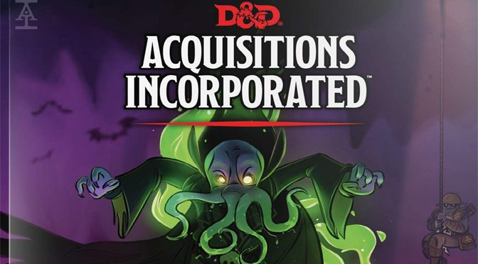 Acquisitions Incorporated Adds Silly Spice to D&D Worlds