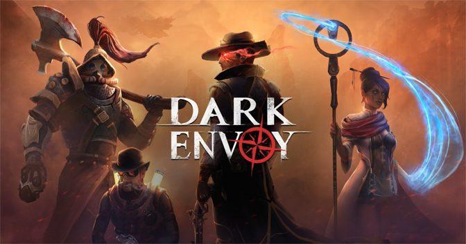 Non-Linear RPG Dark Envoy Announced