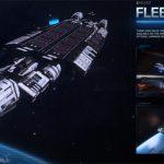 Elite Dangerous Adding Player Fleet Carriers