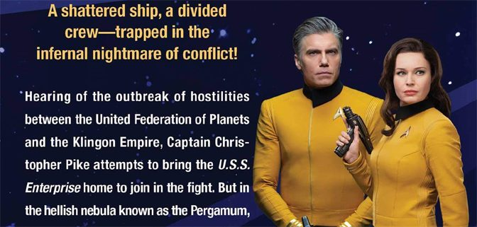 Captain Pike Shines in The Enterprise War