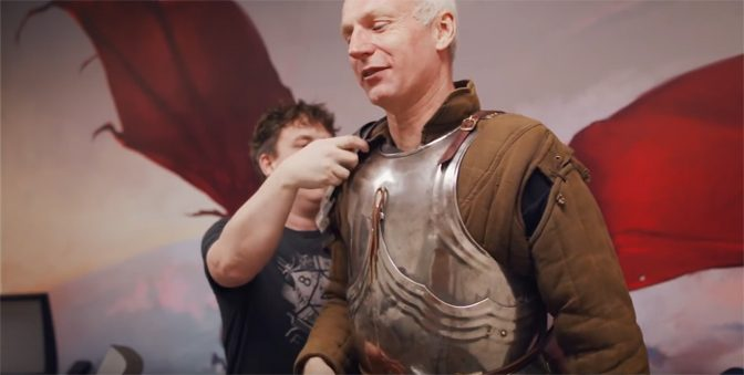 Funny Video: How Larian Got D&D Rights for Baldur's Gate 3