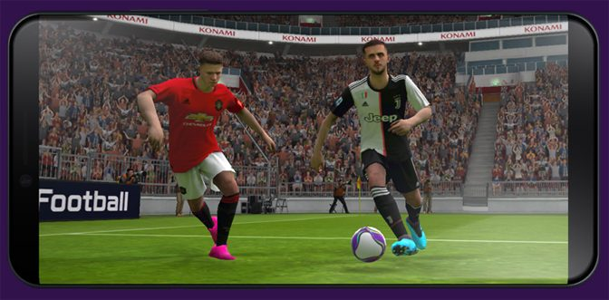 Mobile Version of eFootball PES 2020 Launching in October