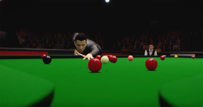 Snooker Comes to Nintendo Switch