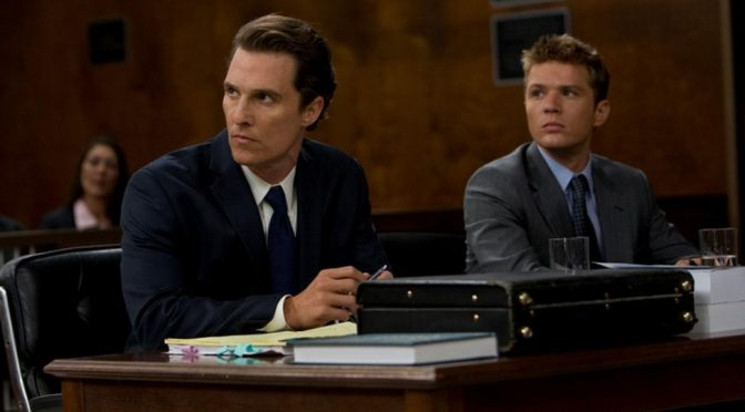 Movie Monday: The Lincoln Lawyer