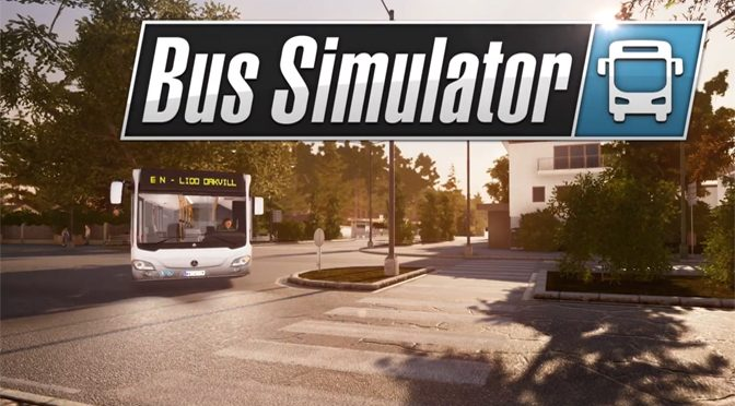 Bus Simulator Drives to Xbox and PlayStation