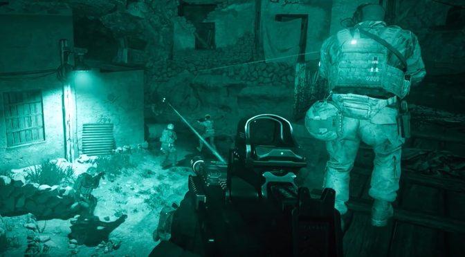 Call of Duty: Modern Warfare Multiplayer Beta Begins