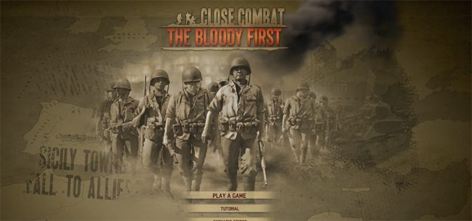 Close Combat: The Bloody First Gets October Deployment