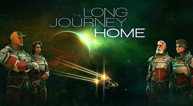 Space Odyssey RPG The Long Journey Home Launches on Nintendo Switch