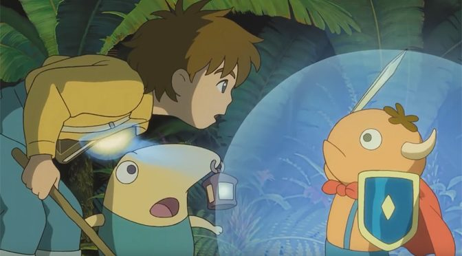 Ni no Kuni: Wrath of the White Witch Remastered Releases