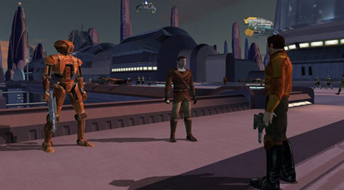Why Star Wars Knights of the Old Republic Is Secretly the Best Star Wars Game