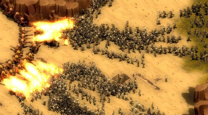 They Are Billions Campaign Mode Comes to Consoles