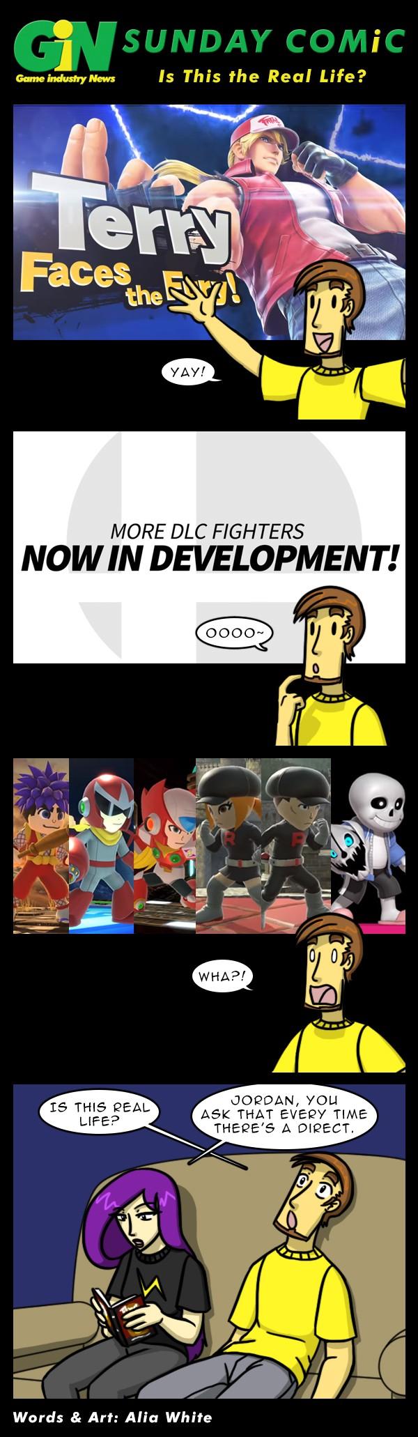 Nintendo Direct Reactions